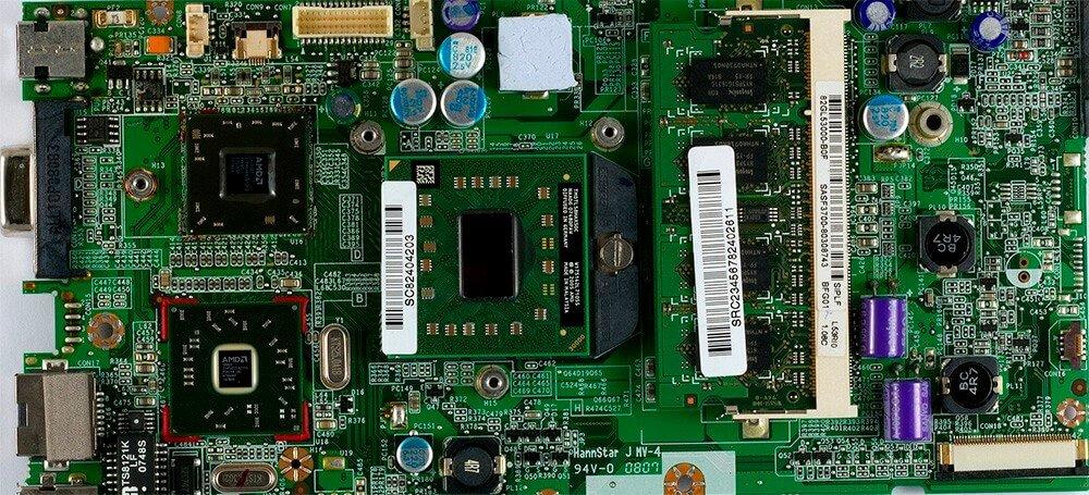 Laptop Alaplap Javítás - 1