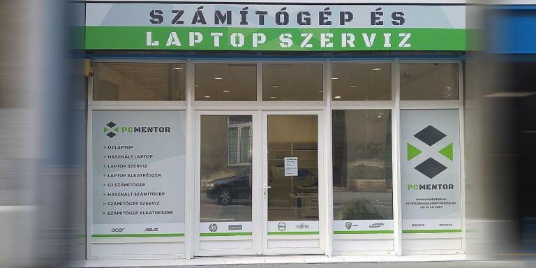laptop szerviz ilka utca kivülről